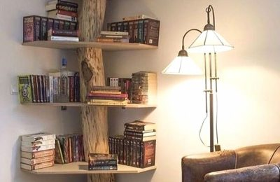 36+ Creative Bookshelf Ideas That Will Beautify Your Home