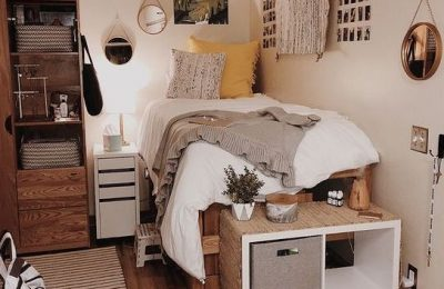 40+ Best Dorm Room Decoration Ideas You'll Want To Copy