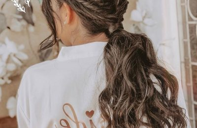 35 The Gorgeous Honey Hairstyles Make You Queen in the Wedding