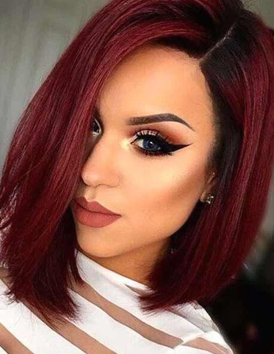 37 2019 Red Hair Trend You Need to Try red hair, hair color, hair style, orange hair