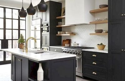 37 The Beauty of Simplicity — Black and White Home Design