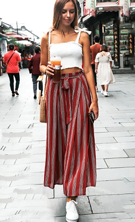 38 Comfortable and Gorgeous Vacation Wearing Style You Need to See dress, summer outfits, vocation wearing style